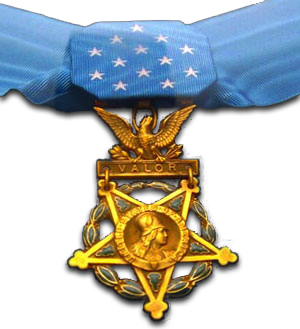 Henry E. Erwin's Medal of Honor