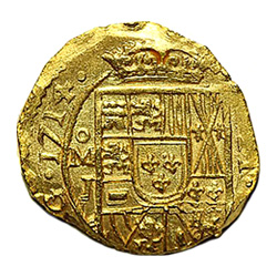 Hendrick Lucifer's Gold Doubloon