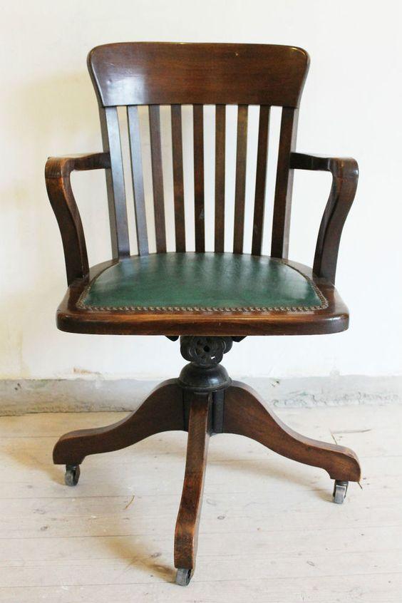 Paul W. Fairman's Office Chair