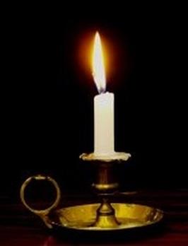 Lady Macbeth's Candle