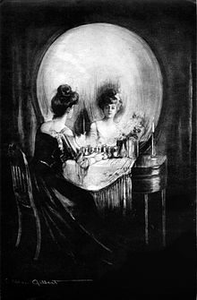Charles Allan Gilbert's Black Paint