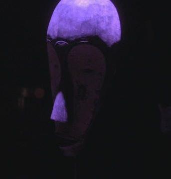 African Ngil Fang Mask