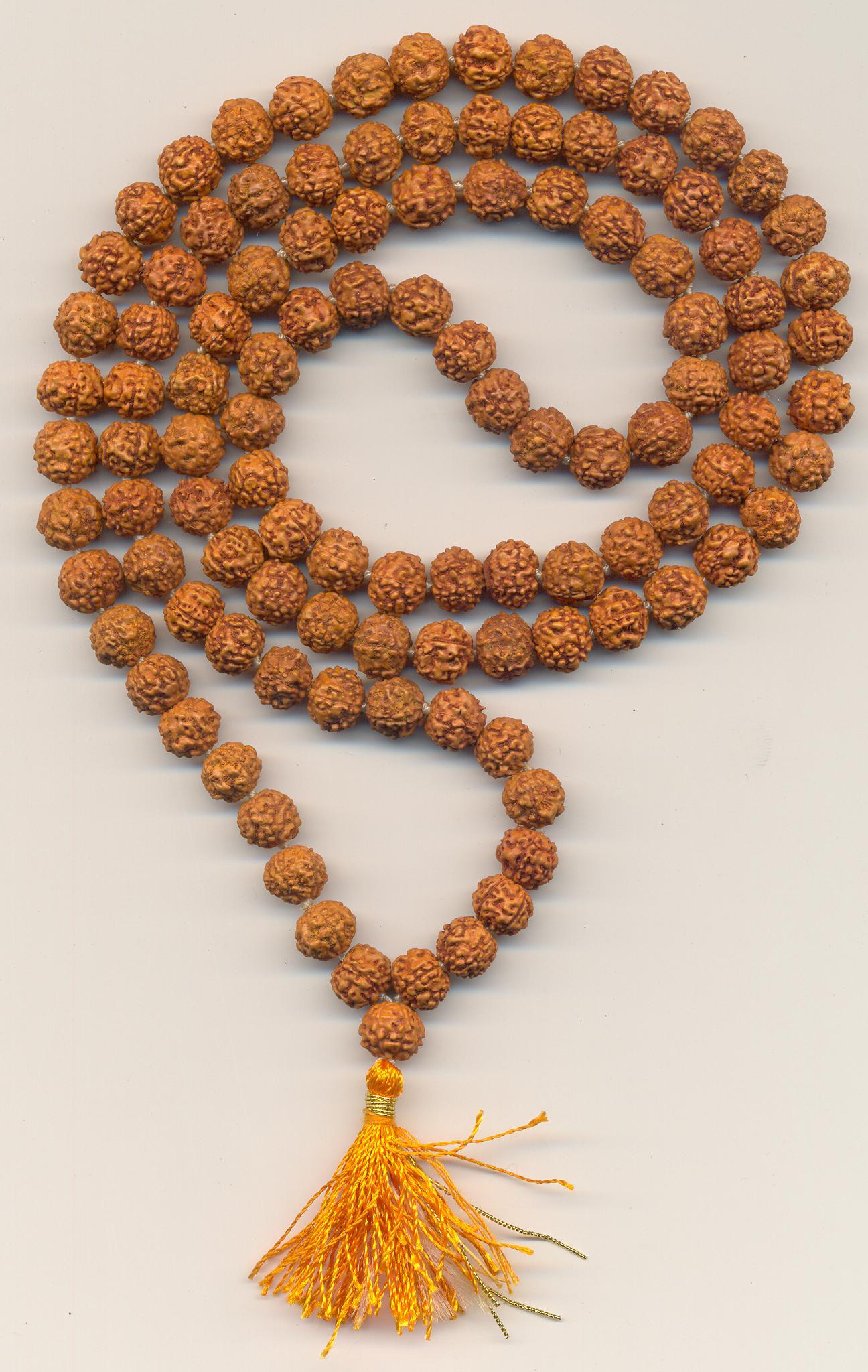 Dashrath Manjhi's Prayer Beads