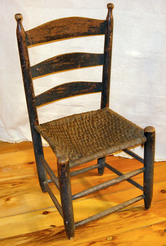 Angelo Faticoni's Chair