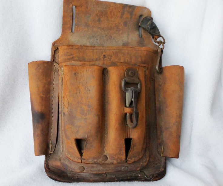 Charles Lyell's Tool Belt