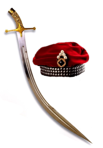 Vlad the Impaler's Sword and Crown