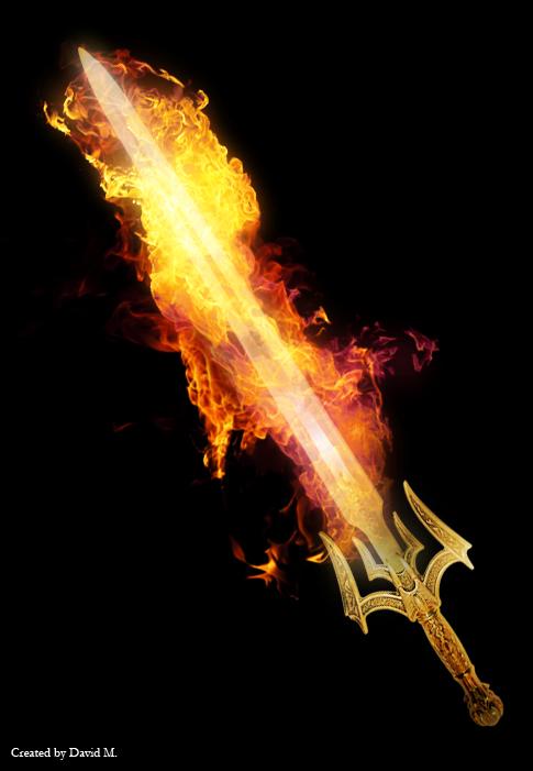 Fiery Sword