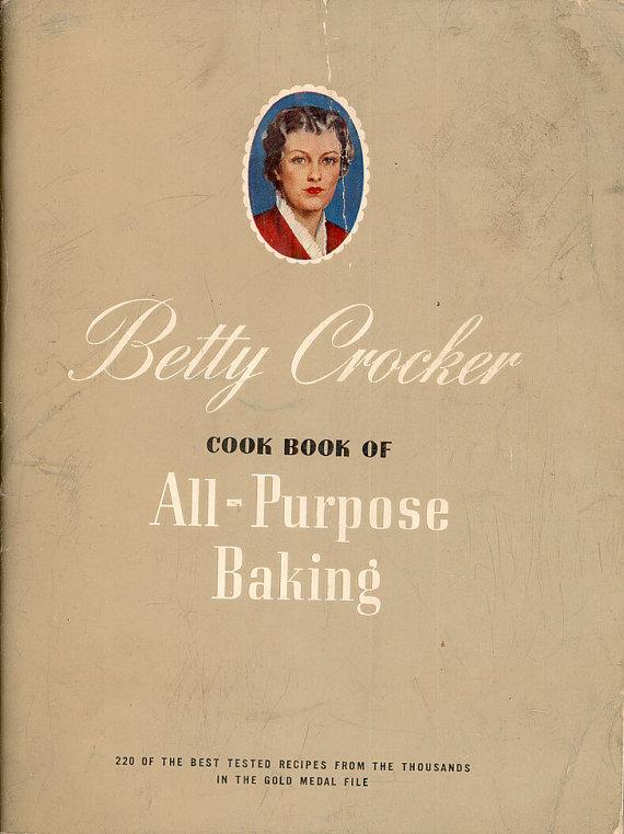 Betty Crocker's First Cookbook