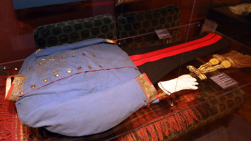Franz Ferdinand's Jacket