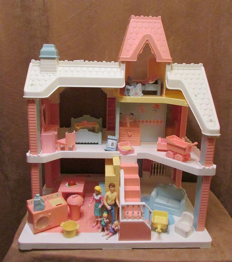 Wickham Family Dollhouse