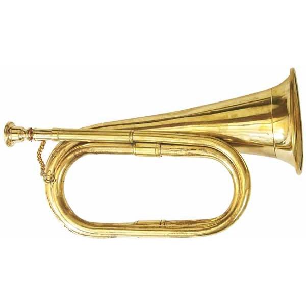 Giovanni Martino's Cavalry Trumpet
