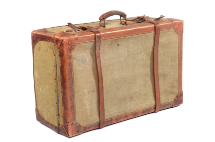 James M. Barrie's Suitcase