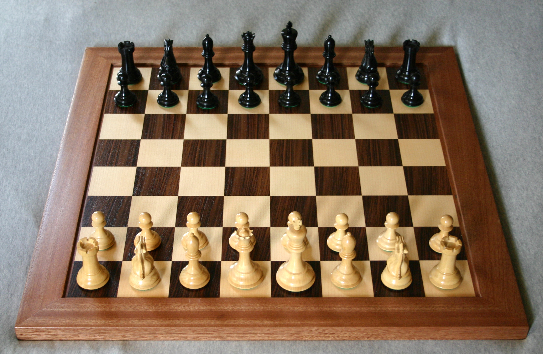 Alexander Alekhine's Chess Set