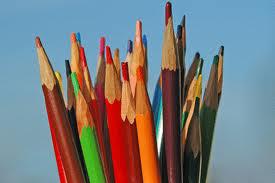 Adolf Hitler's Colored Pencils