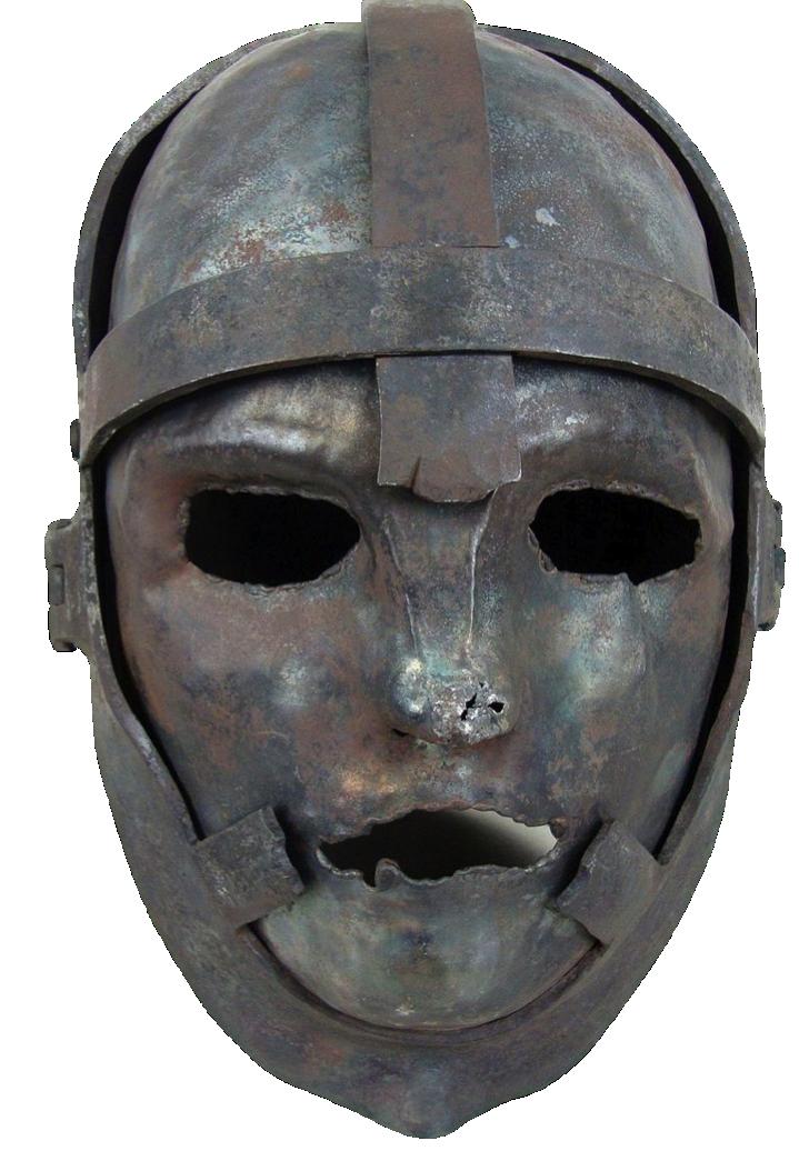 Eustache Dauger's Iron Mask