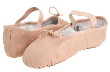 Janine Charrat's Ballet Slippers