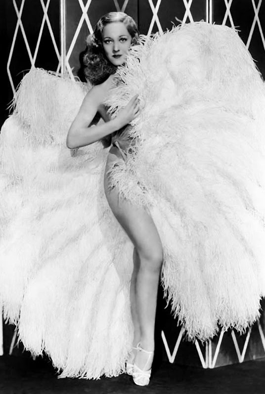 Sally Rand's Ostrich Feather Fans