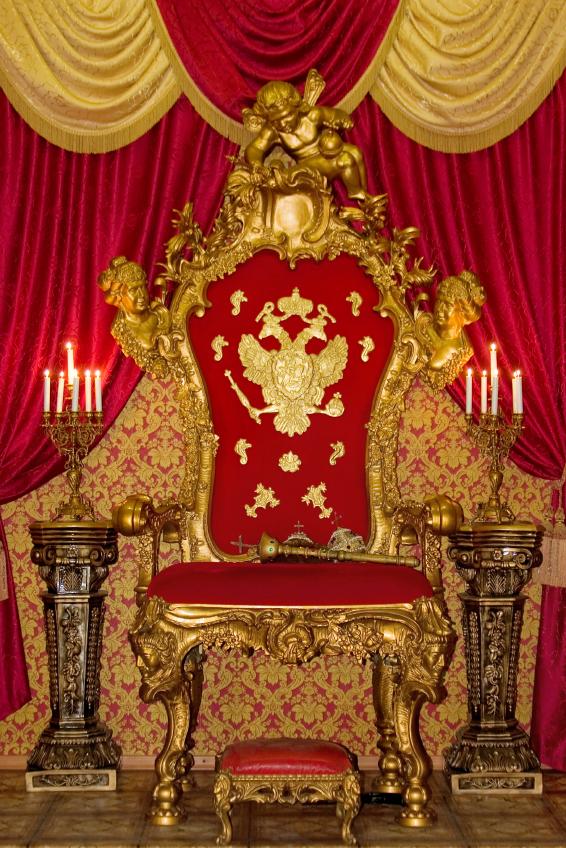 Constanza Manuel of Villena's Throne
