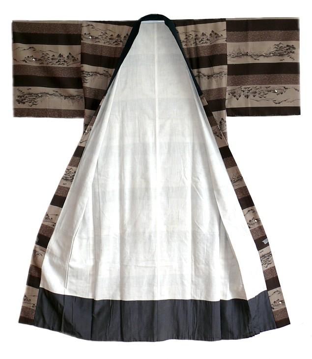 Shigechiyo Izumi's Kimono