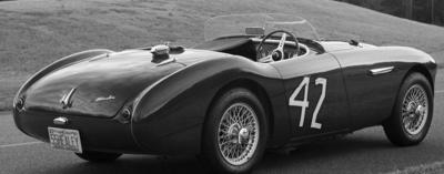 Masao Asano's Racing Car '42'