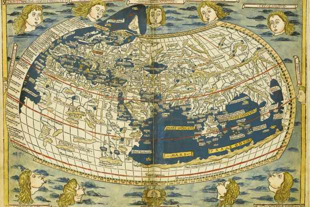 Pliny the Elder's Sea Chart