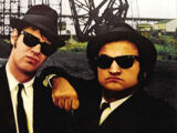 Blues Brothers' Hats