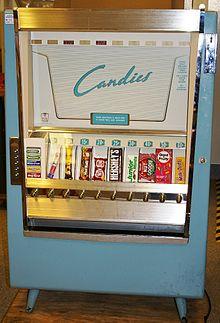 Bobby Baker's Vending Machine