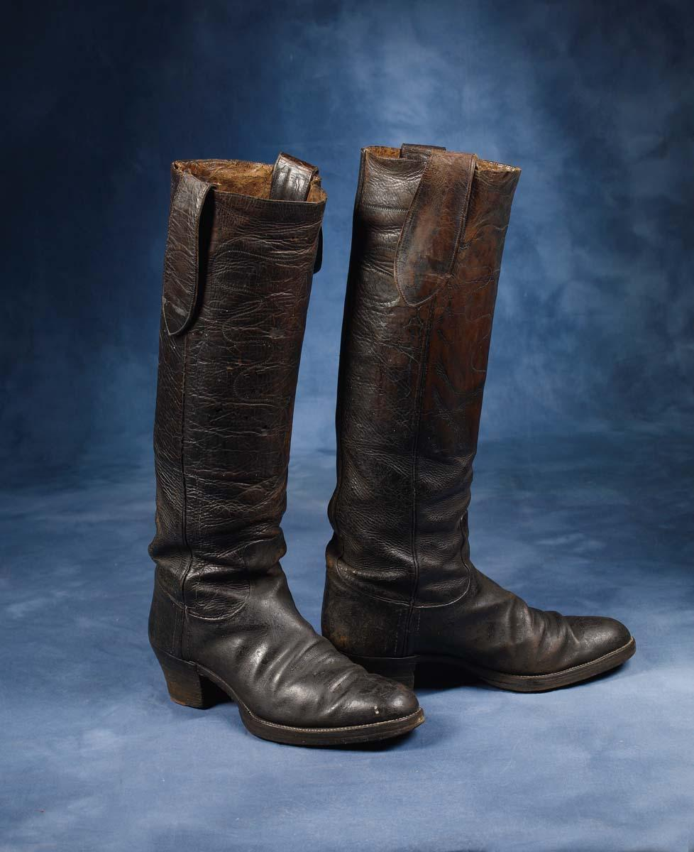 Billy the Kid's Boots