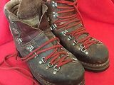 David Alexander Johnston's Boots