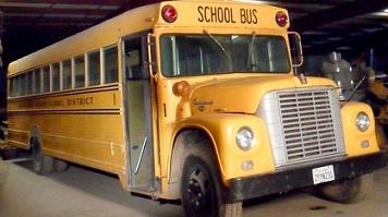 Chowchilla Kidnapping School Bus