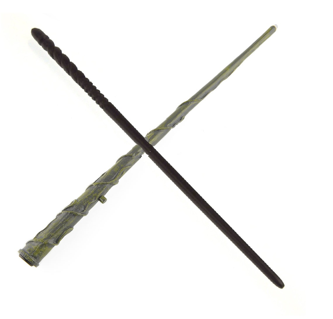 Holly and Oak Wands