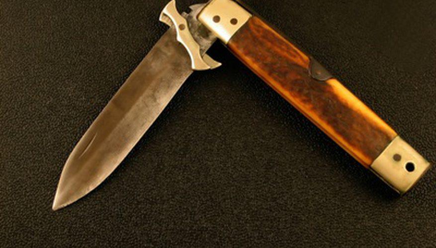 Masco Brand Pocket Knife