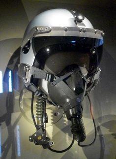 Chuck Yeager's Flight Helmet