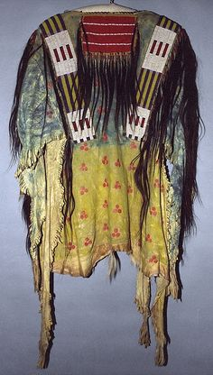 Chief Tecumseh's Robes