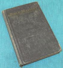 August Natterer's Bible