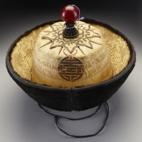 Liu Pengli's Hanfu Hat