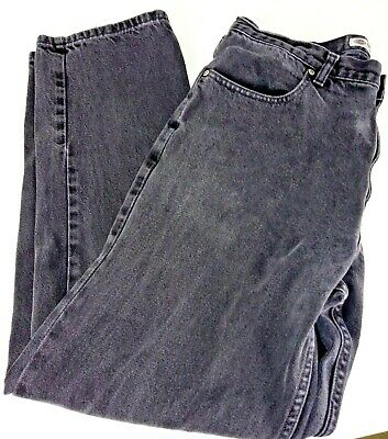 Black Denim Trousers of the Terror of Highway 101
