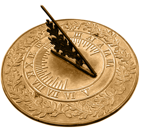 Louis XIV's Sundial