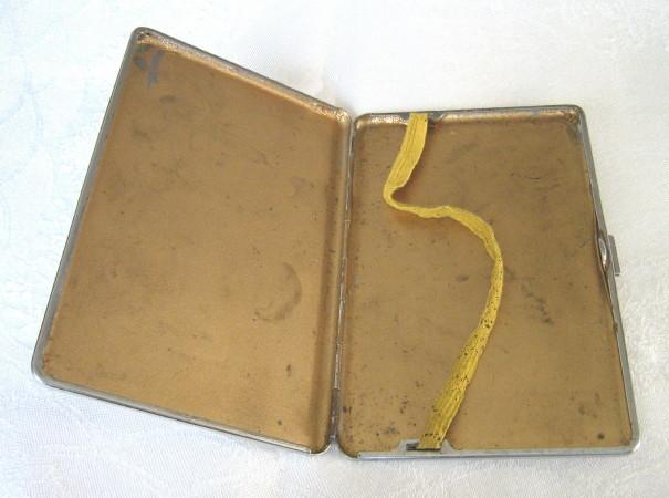 Humphrey Bogart's Cigarette Case