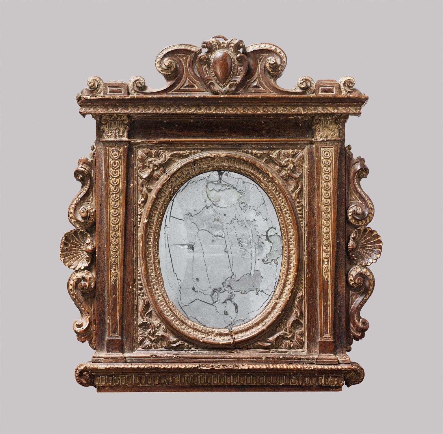 Leonardo Da Vinci's Mirror