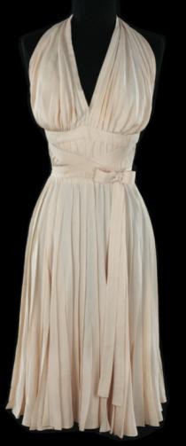 Marilyn Monroe's White Dress