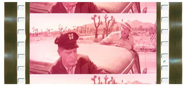 Stanley Kramer's Film Reel
