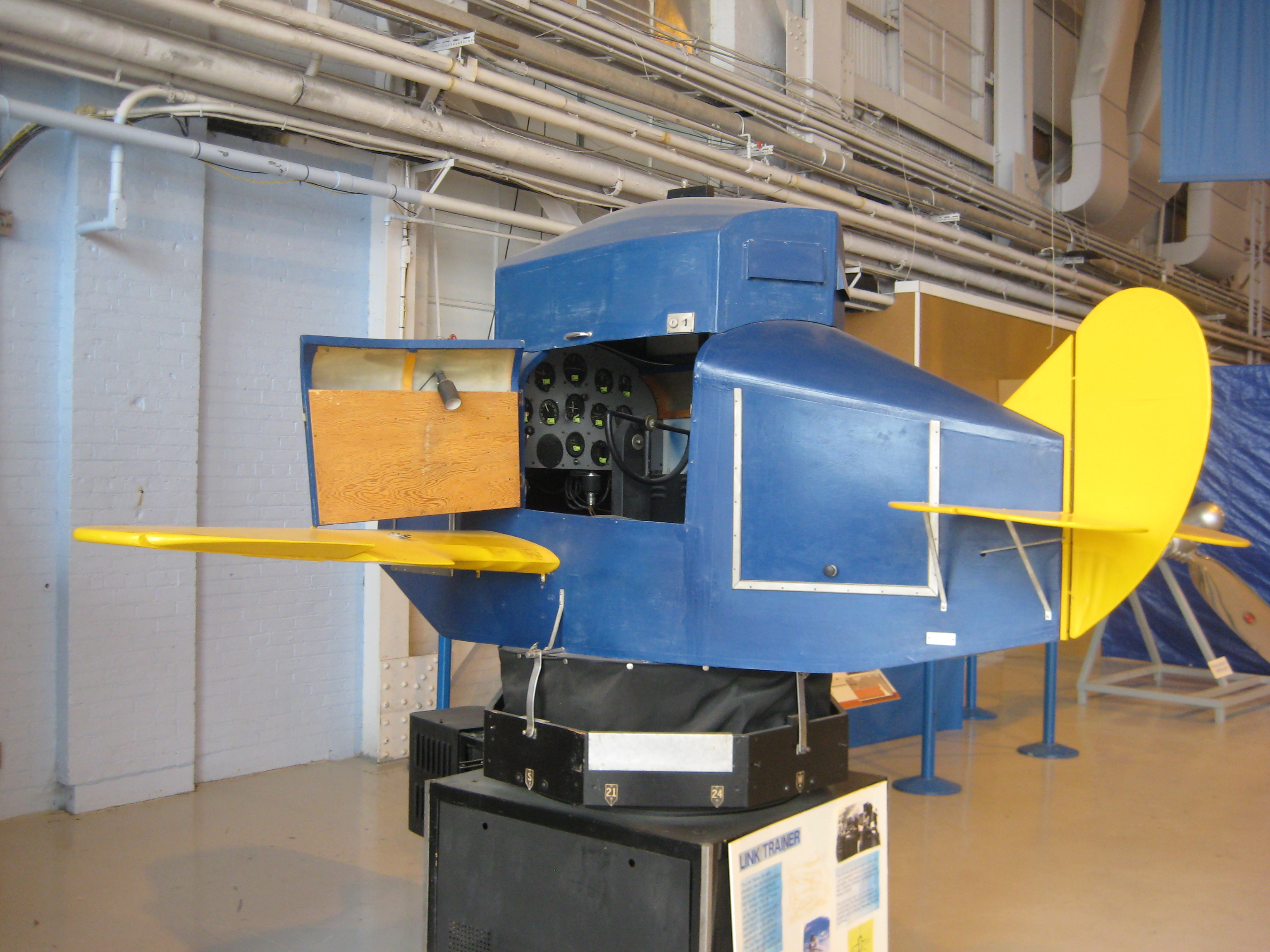 Edwin Albert Link's Flight Simulator
