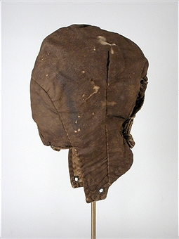 Willie Francis' Leather Hood