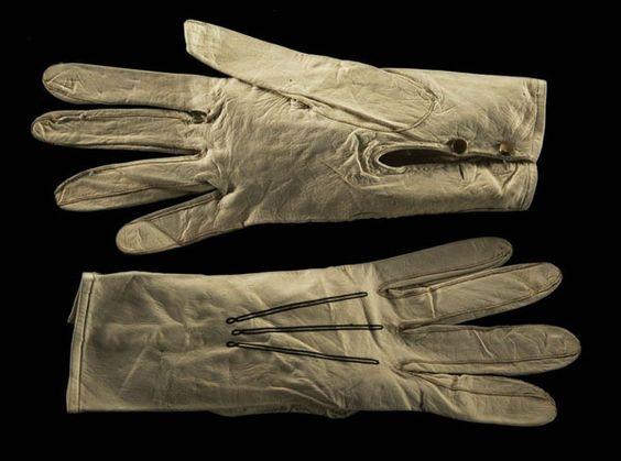 Benjamin Waterhouse Hawkins' Gloves