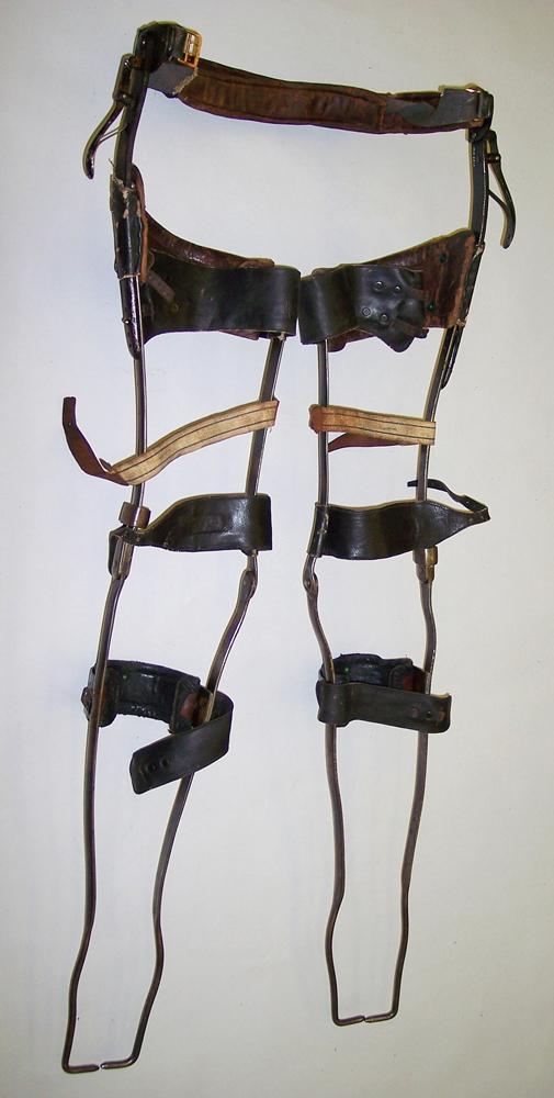 Franklin D. Roosevelt's Leg Braces