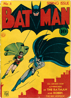 Issue One of Batman