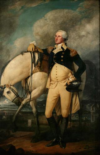 "John Trumbull's ""George Washington"" Portrait"
