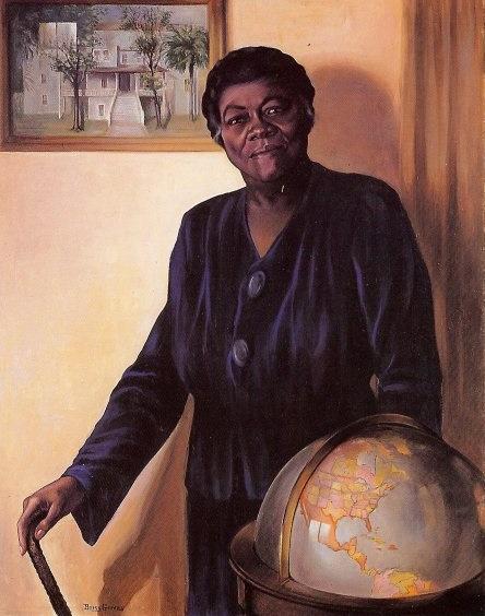 Mary McLeod Bethune's Cane