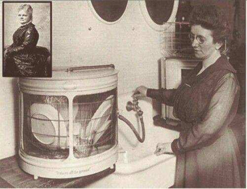 Josephine Cochrane's Dishwasher